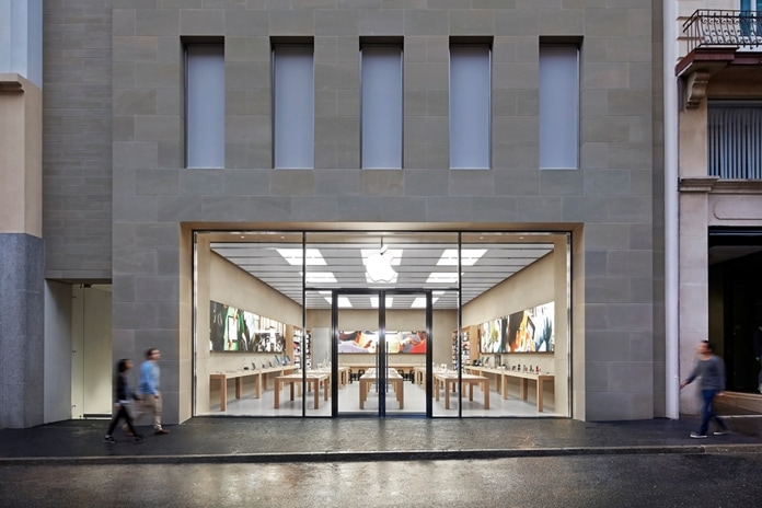 Apple Freie Strasse (Bâle)