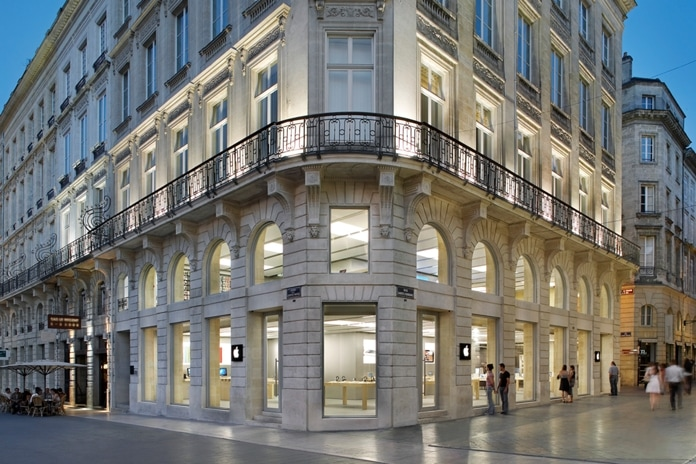 Apple Sainte-Catherine (Bordeaux)