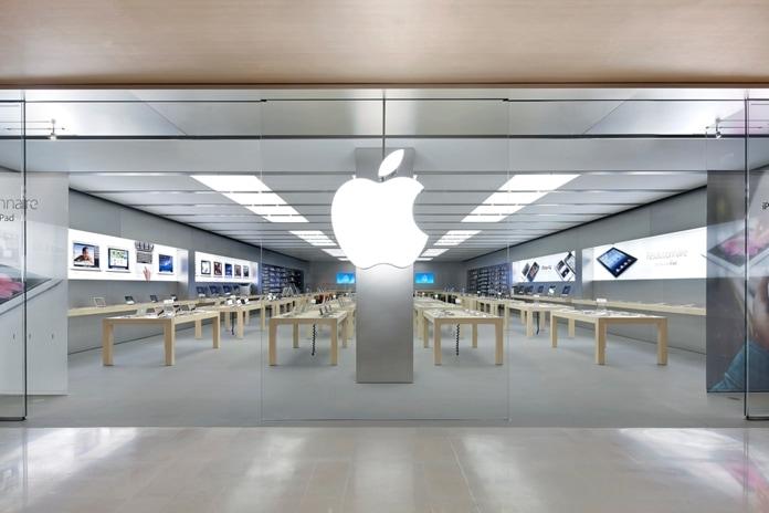 Apple Les Quatre Temps (La Défense)