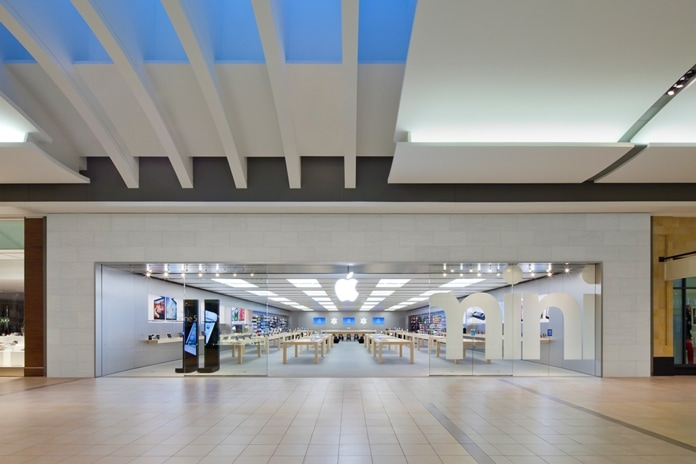 Apple Carrefour Laval