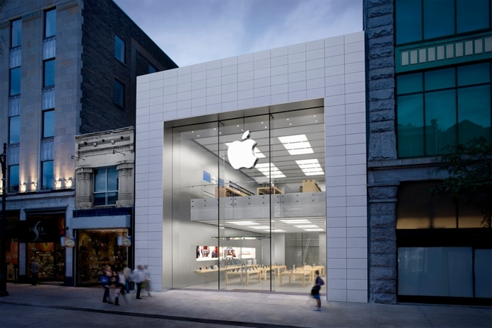 Apple Sainte-Catherine (Montréal)