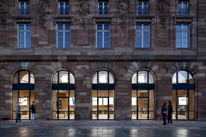 Apple Strasbourg