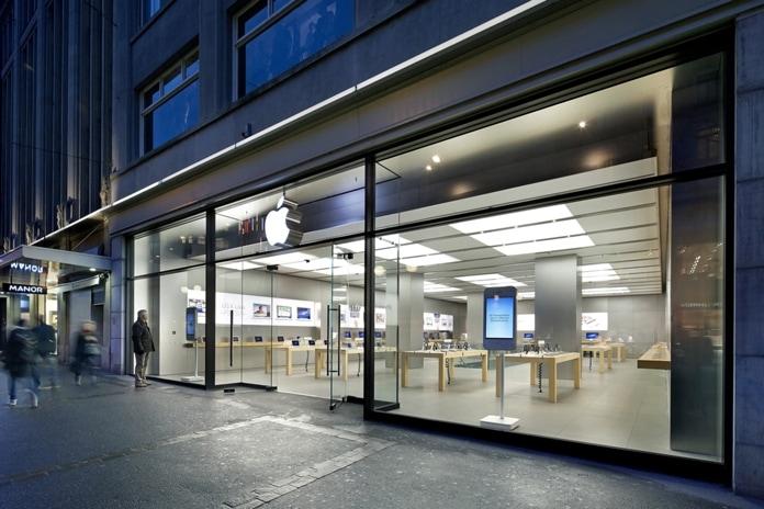 Apple Bahnhofstrasse (Zurich)